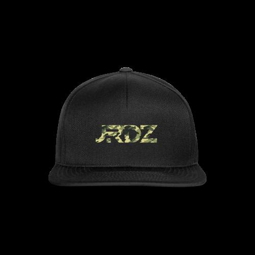 CAMO GREEN JRDZ - Snapback Cap
