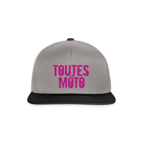 Logo TEM - Casquette snapback