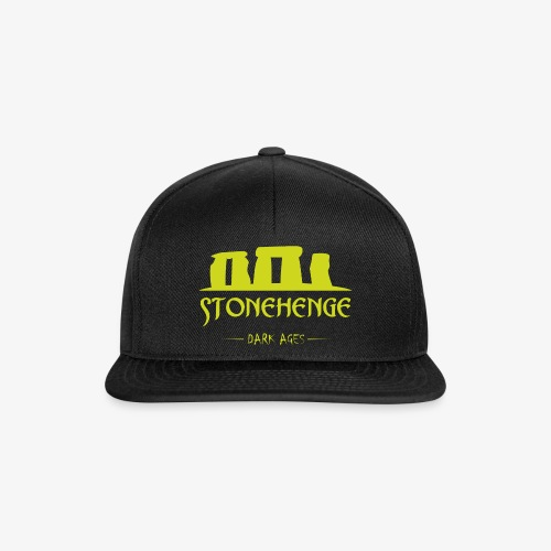 STONEHENGE - Snapback Cap