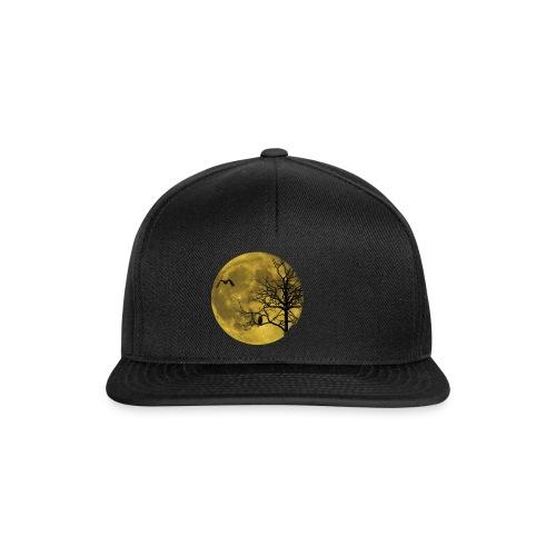 Vollmond Eule - Snapback Cap
