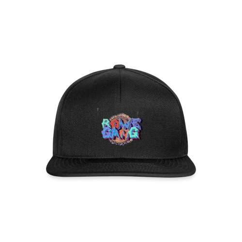 RoweGang Basic Logo - Snapback Cap