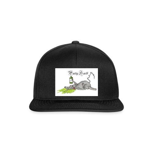 PartyHard - Snapback Cap