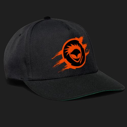 ALIEN ORANGE EDITION - Snapback Cap