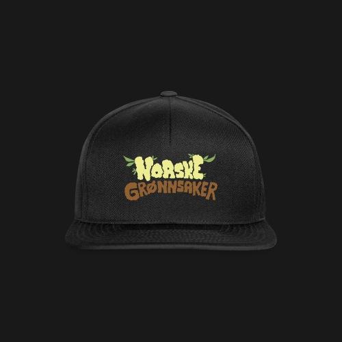 NG Logo - Snapback-caps