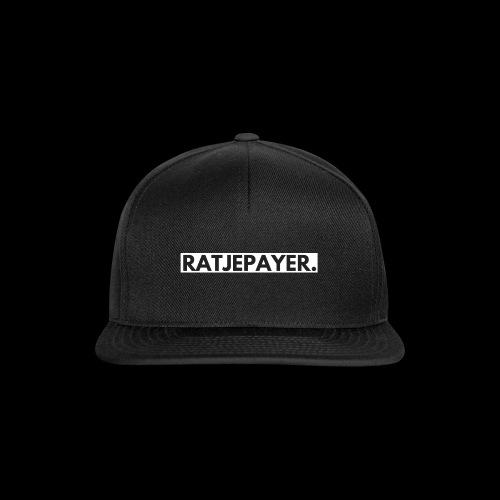 RATJEPAYER. - Snapback cap