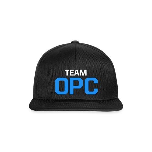 opc_white - Snapback Cap
