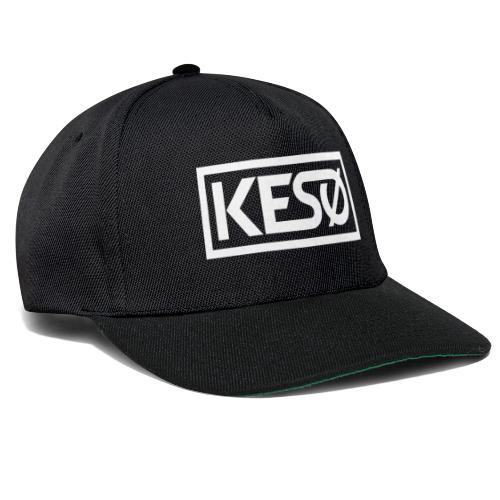 KESO DJ - Casquette snapback