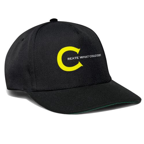 create whAT could exsist - Snapback Cap