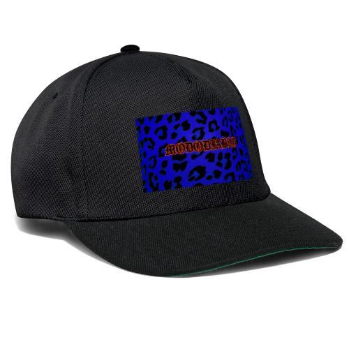 Modo Diablo Leopardo Azul Trap camiseta - Gorra Snapback