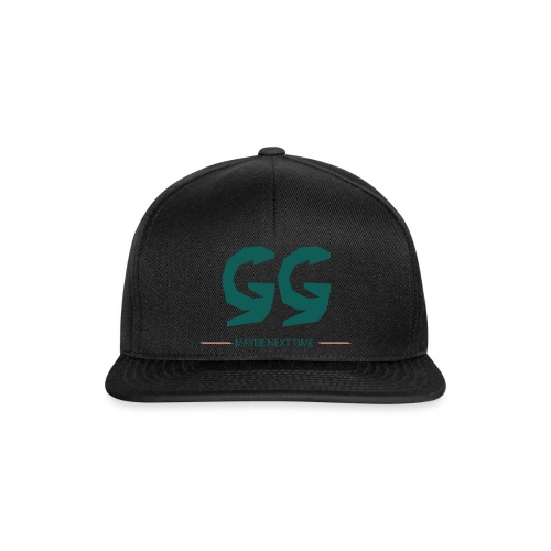 GG - MAYBE NEXT TIME - Snapback Cap