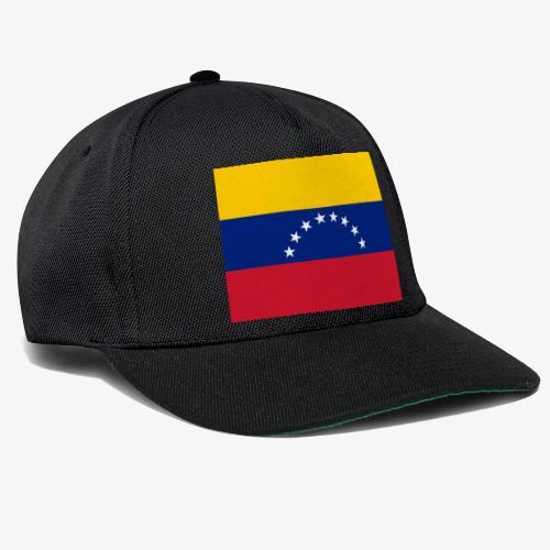 Venezolaanse vlag Venezuela - Snapback cap
