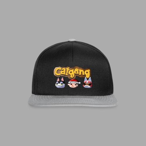 Animal Crossing CatGang - Snapback Cap