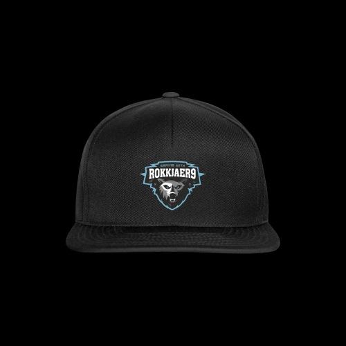 Rokkjaer9 Merch - Snapback Cap