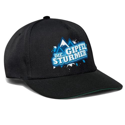 Gipfelstürmer Quer - Snapback Cap