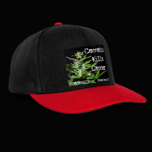Cannabis Truth!!! Truth T-Shirts!!! #Rebellion - Snapback Cap