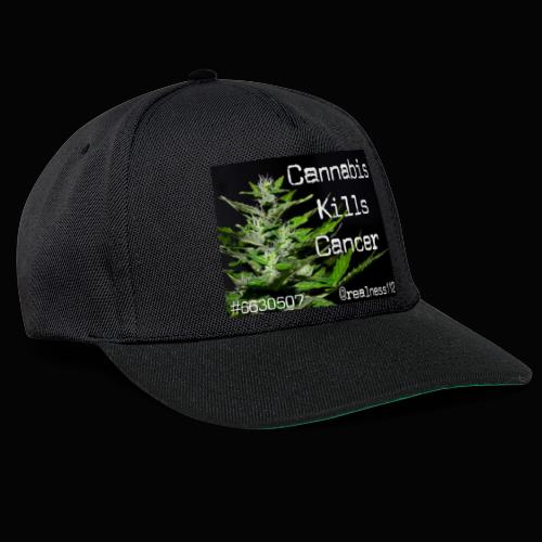 Cannabis Truth!!! Truth T-Shirts!!! #Rebellion - Snapback Cap