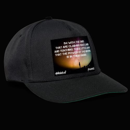 Claiming Back Lands! Truth T-Shirts!! #Art #Love - Snapback Cap