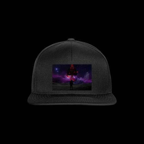 Praise The Dark One - Snapback Cap