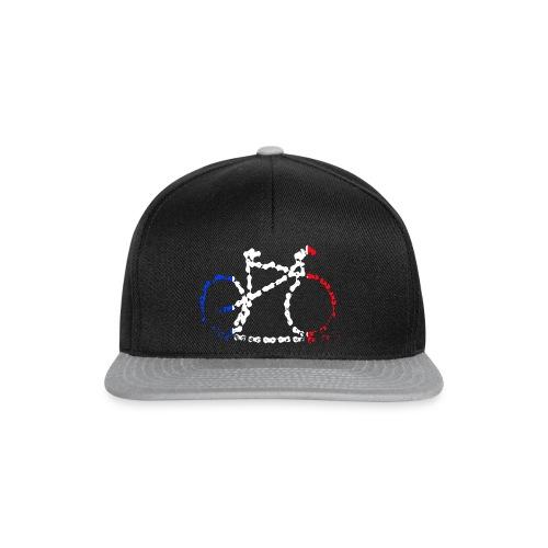 French bike chain - Snapback Cap