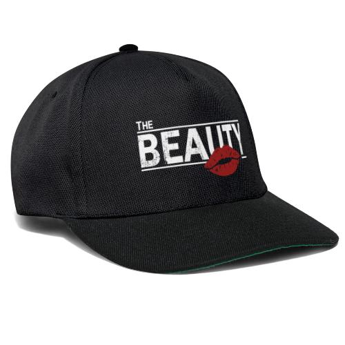 The beauty and the beast - Snapback Cap