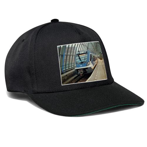 Sprinter in Amsterdam Sloterdijk - Snapback cap