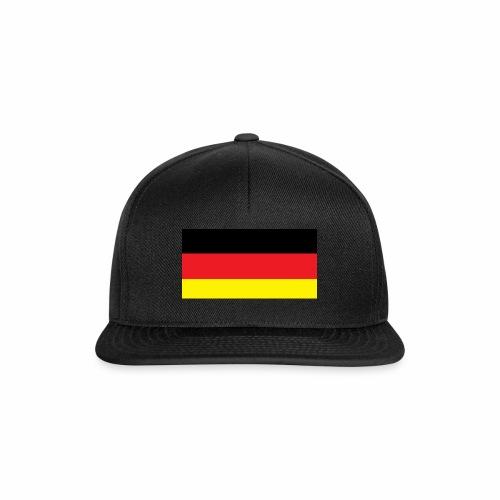 Deutschland Weltmeisterschaft Fußball - Snapback Cap
