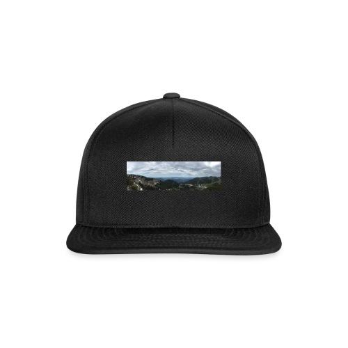 Alpenaussicht - Snapback Cap