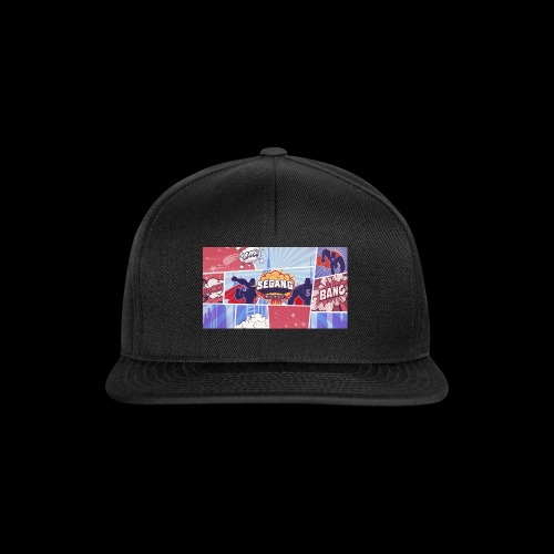 SEGANG POWER - Snapback Cap