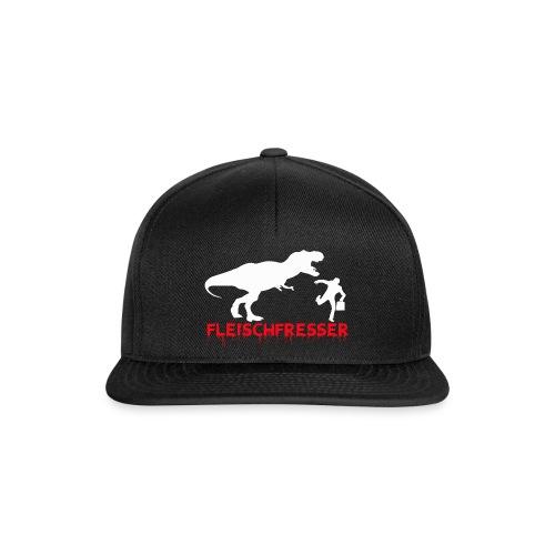 fleisch rot - Snapback Cap
