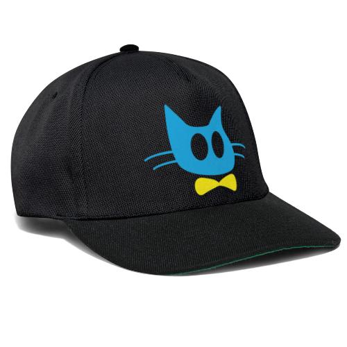 Frisse Kater Mascotte - Snapback cap