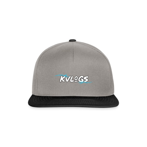 K Vlogs - Snapback cap