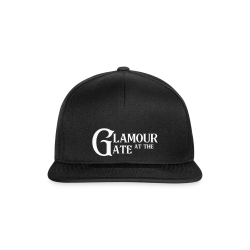 LOGO Glamour at the Gate² - Casquette snapback