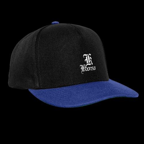Korso - Snapback Cap