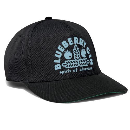 Blueberry Gin - Snapback Cap