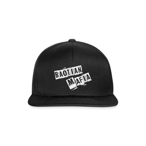 Baotian Mafia - Snapback Cap