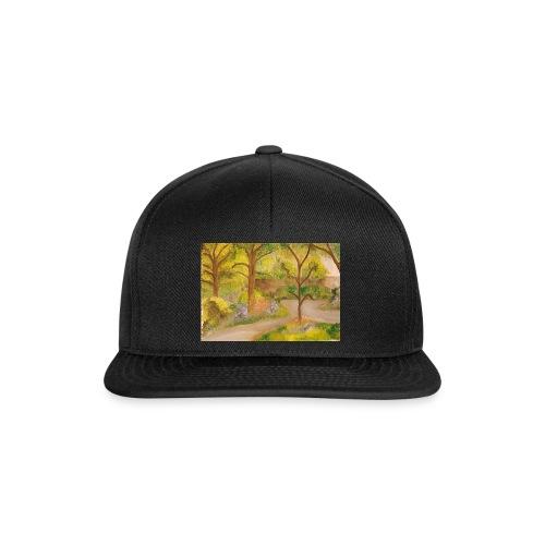 pat 1 - Snapback Cap