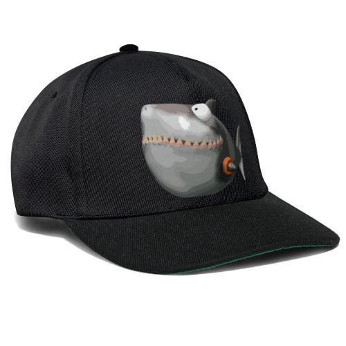 SharkMops - Snapback Cap
