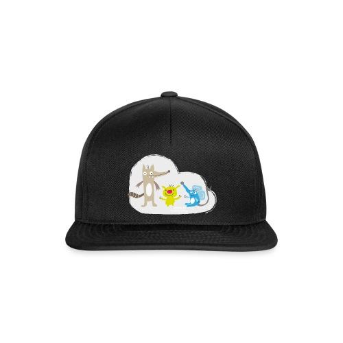 Froehliche Tierchen - Snapback Cap