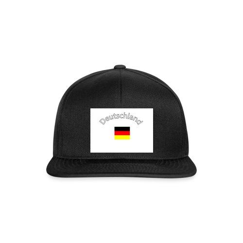 Deutschland Fußball - Snapback Cap