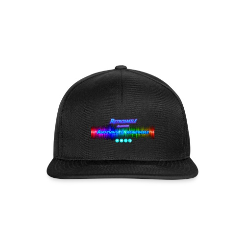 Anything is achievable - Snapback Cap