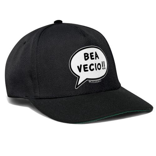 Bea Vecio Logo - Snapback Cap