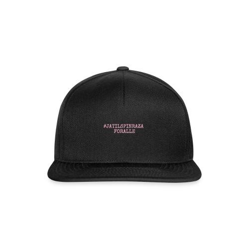 #jatilspinraza - rosa - Snapback-caps
