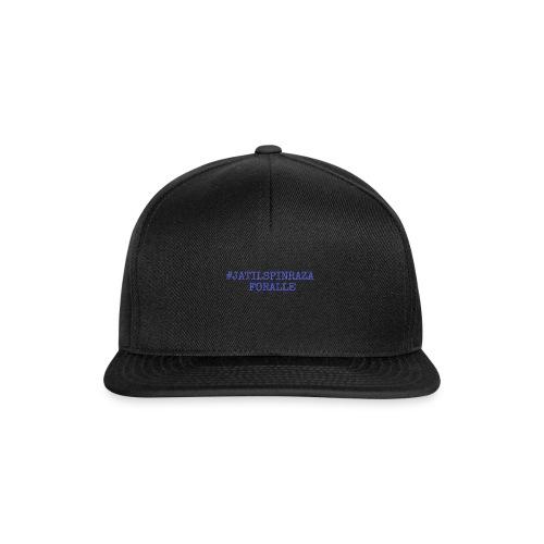 #jatilspinraza - blå - Snapback-caps