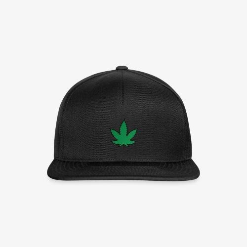 MARIJUANA - Snapback Cap
