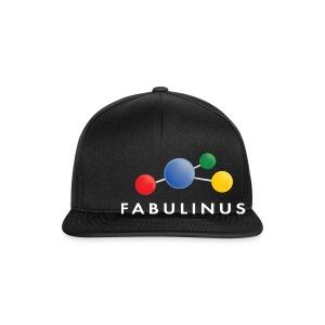 Fabulinus wit - Snapback cap