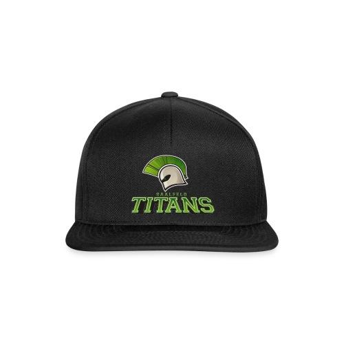 Titans Logo - Snapback Cap