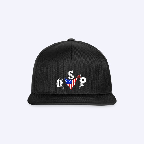 usp234hh png - Snapback Cap