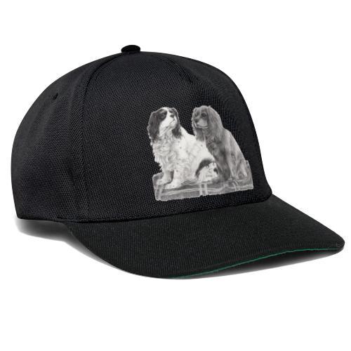 Cavalier King Charles spaniels - Snapback Cap