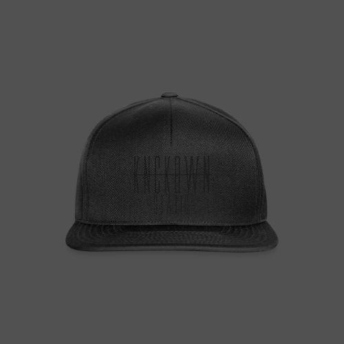 KNCKDWN static 2018 - Snapback Cap