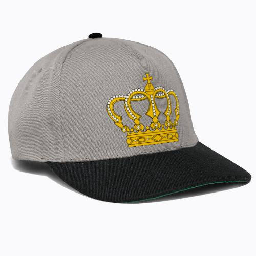 Golden crown - Snapback Cap